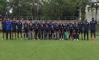 Realizado Módulo Práctico de Licenciamiento D Para Entrenadores de Fútbol