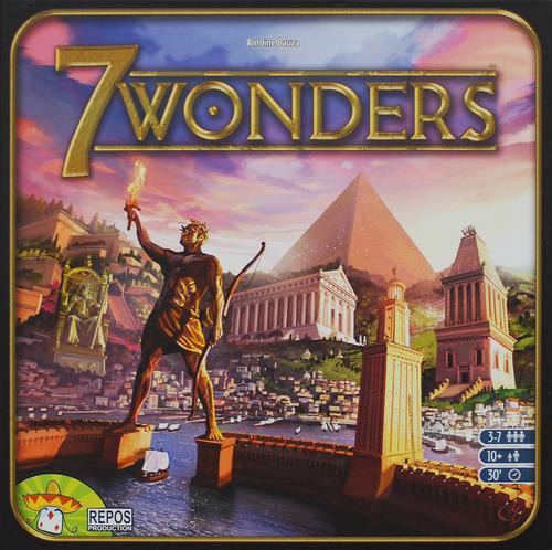 [達人專欄] 【試玩】七大奇蹟中文版(7 Wonders)簡易教學 - dada80502的創作 - 巴哈姆特