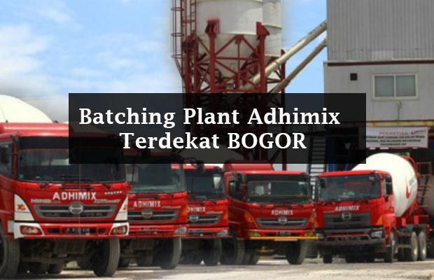 Adhimix Beton Bogor