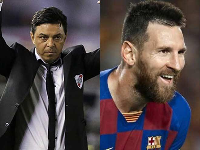 """Barca tìm người thay Setien: Messi """"chấm"""" siêu HLV có biệt danh """"Napoleon"""" 3"""