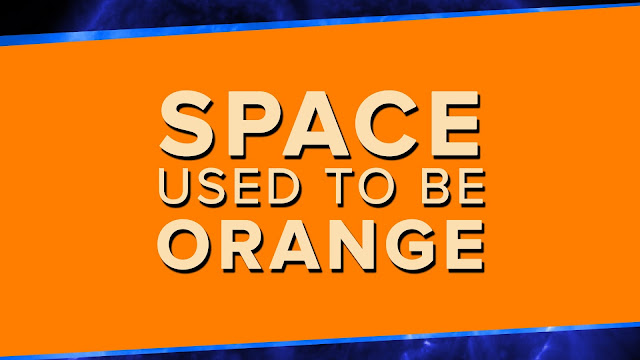 Image result for the universe used to orange