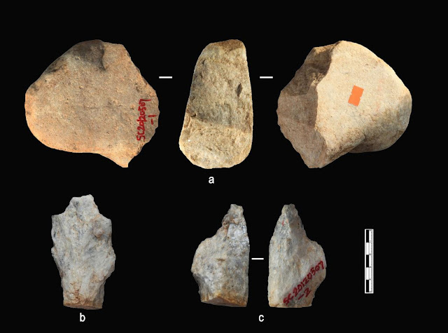 Discovery of ancient tools in China suggests humans left Africa earlier than previously thought