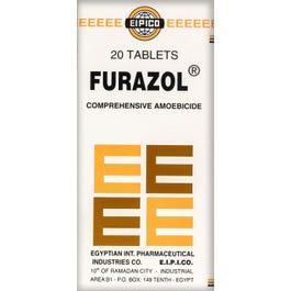 سعر ودواعي إستعمال دواء فيورازول Furazol لعلاج الأمعاء