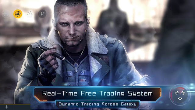 Players can take advantage of Second Galaxy's dynamic trading system where they can buy, sell, and barter with other players.