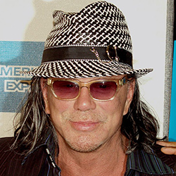 September 16 – Mickey Rourke