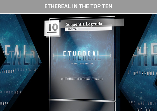 ETHEREAL Schallwelle Awards Electronic Music