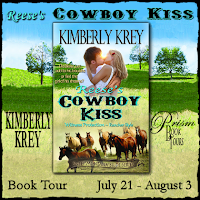 Reese's Cowboy Kiss by Kimberly Krey