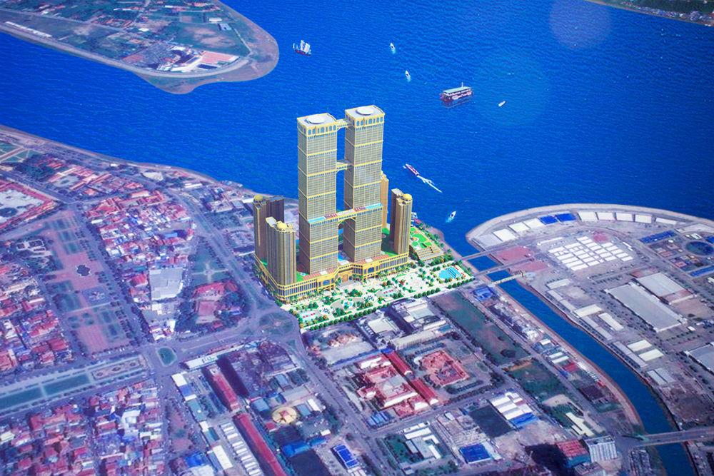 Toà tháp đôi cao nhất Đông Nam Á sắp được khởi công