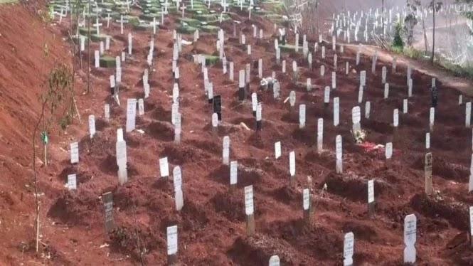 Begini Tanggapan Kepala TPU soal Viral Tanah Makam Budi Djarot Ambles