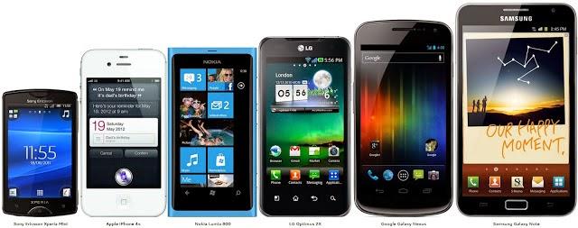 """A tela dos smartphones tem crescido de uma forma rápida e absurda nos últimos anos. Quando o Galaxy S2 foi lançado muita gente falava que """"aquilo parecia um tablet""""!"""