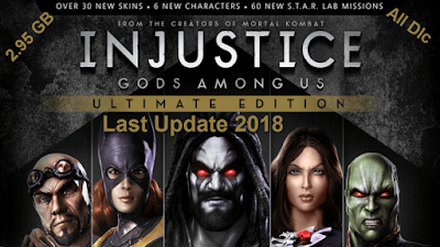 Free Download Game Injustice: Gods Among Us Ultimate Edition Pc Full Version – Last Update 2018 – Repack Version – Incl All Dlc – Highly Compressed – Small Size – Direct Link – Torrent Link – 2.95 GB – Install+Tutorial – Working 100% .
