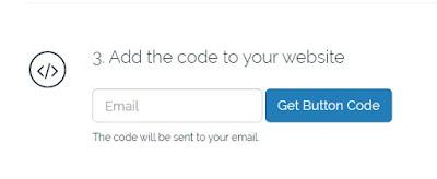 cara membuat tombol chat wa di blogspot