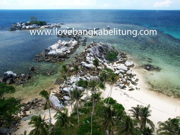 travel guide Wisata bangka Belitung