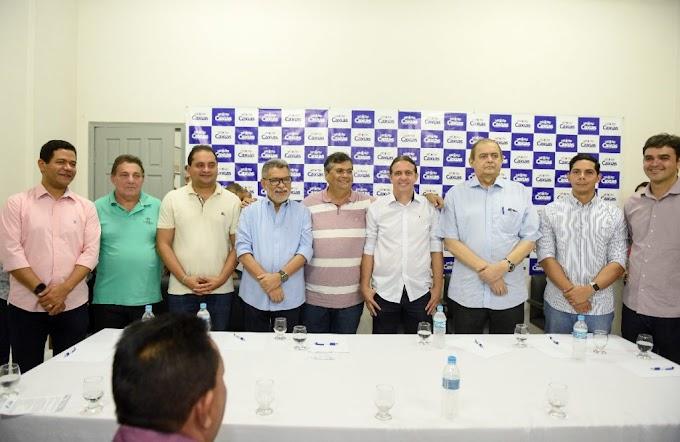 Prefeitura de Caxias firma acordo com Governo do Estado para a manutenção da Maternidade Carmosina Coutinho