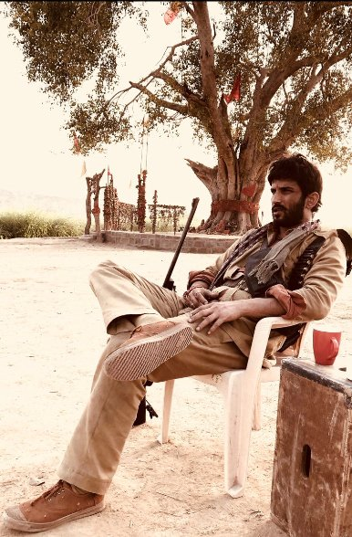 Sonchiriya (2019) besthdmovies - Hindi Movie DVDScr 700MB 720p ESubs