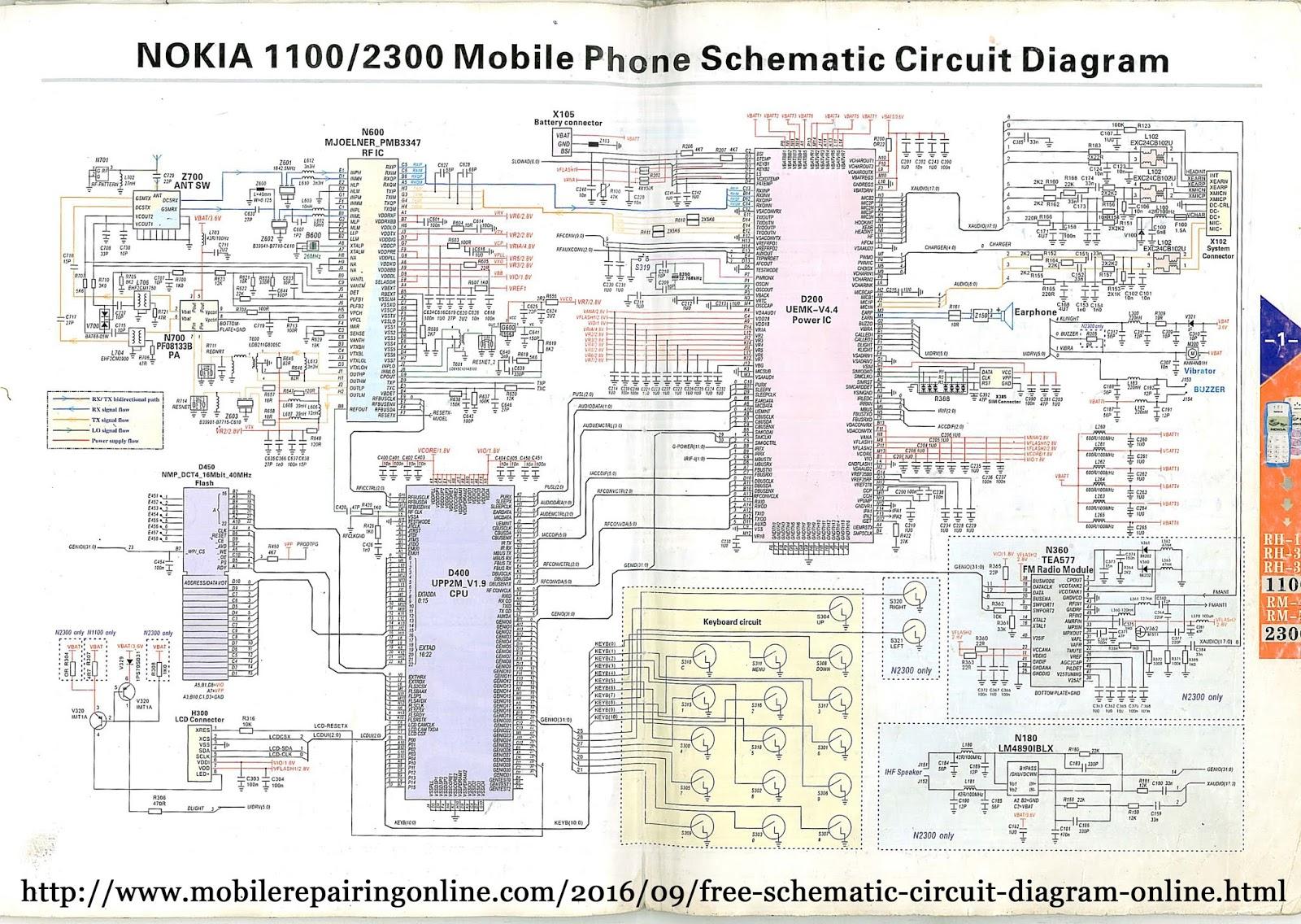 medium resolution of circuit diagram mobile phone wiring diagram split cell phone schematic diagram wiring diagram list circuit diagram