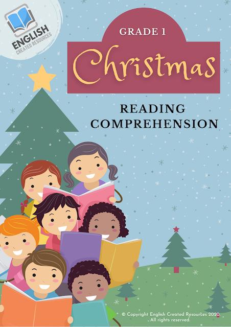 Christmas Reading Comprehension Grade 1