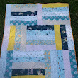 Stacie Thinks She Can: A baby quilt