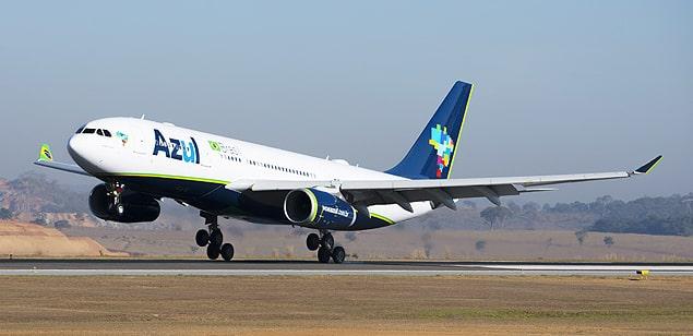 voo azul