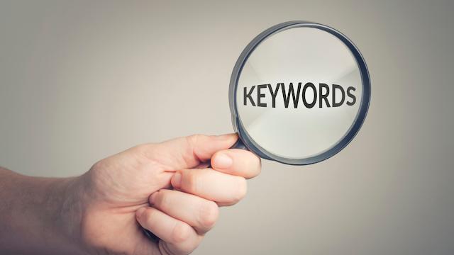 mencari keyword artikel
