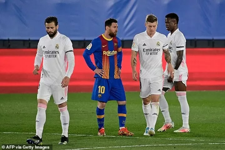 UEFA 'robustly' defend ESL stance as case is taken to European Court of Justice