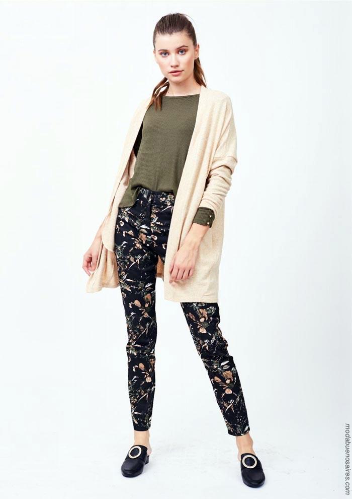 Pantalones otoño invierno 2019. Moda otoño invierno 2019.