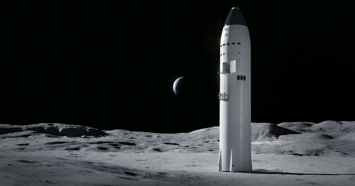 NASA selects SpaceX's lunar optimized Starship for Artemis program