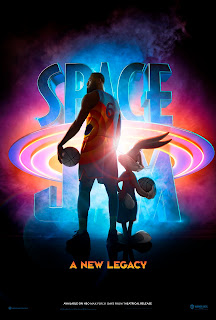 Space Jam: A New Legacy[2021][NTSC/DVDR-Custom HD]Ingles, Español Latino