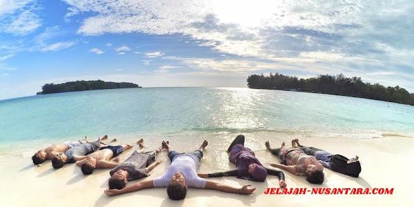 open trip dan private trip pulau harapan kepulauan seribu utara