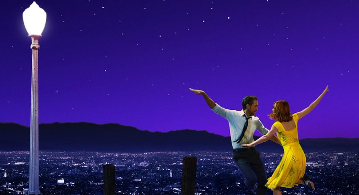 it would take a hard heart not to fall for the charms of la la land alas it seems i have just such a heart