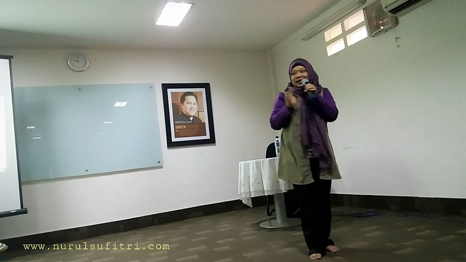 Tips dan Trik Blogging Antara Hobi dan Profesi Bersama Ani Berta