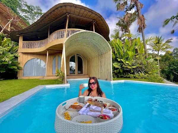 Review.. Menginap di Eco Six Bali Resort