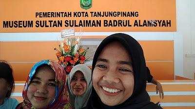 Wisata Sejarah ke Museum Sultan Sulaiman Badrul Alamsyah Tanjungpinang