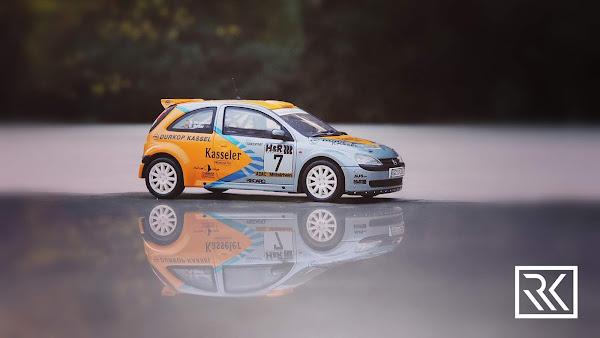 Zdjęcie modeli Schuco Opel Corsa C S1600
