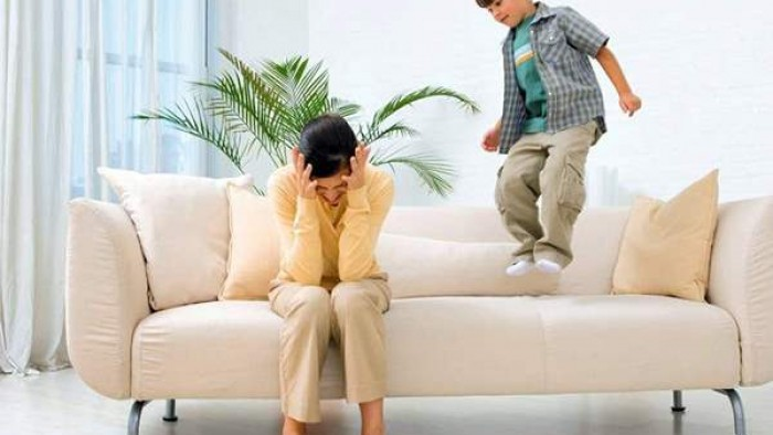 8 أعراض هتقولك .. اذا كان طفلك يعاني من فرط الحركة