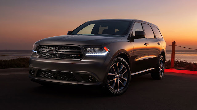 The New 2014 Dodge Durango