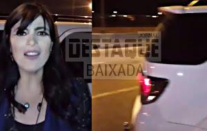 Resultado de imagem para Cantora Fernanda Brum sofre tentativa de assalto na Baixada Fluminense