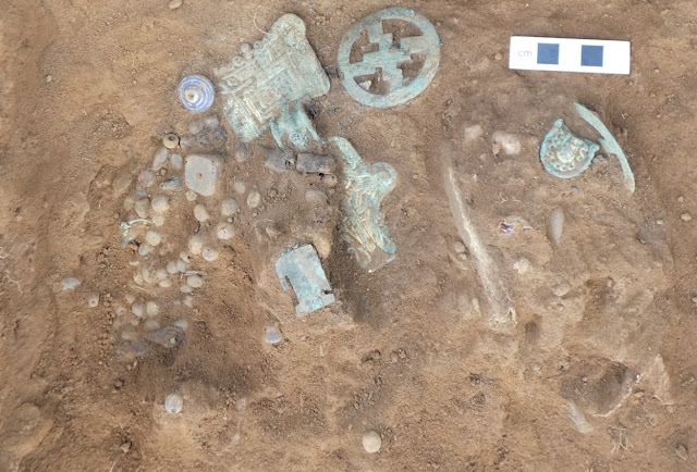 Significant Anglo-Saxon cemetery and settlement found in Overstone, Northamptonshire