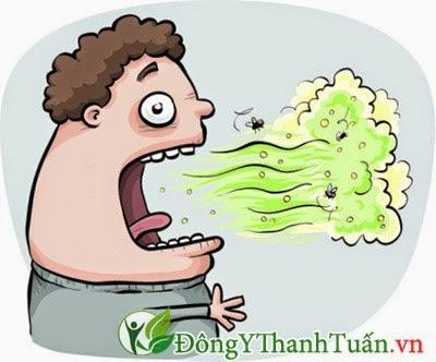 Bệnh hôi miệng
