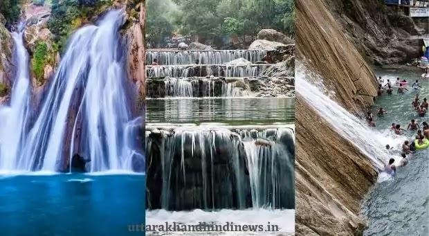 Best Waterfalls of Uttarakhand