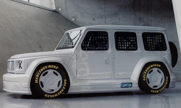 Project Geländewagen - Mercedes-Benz