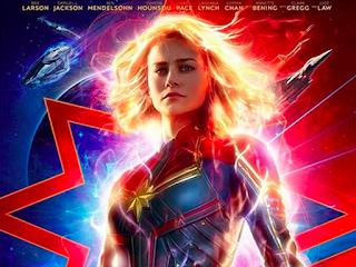 'Captain Marvel' Rilis Trailer Terbaru, Ini Dia!