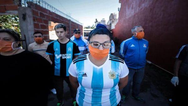 Argentina confirma 54 muertes por coronavirus y 1.628 contagios