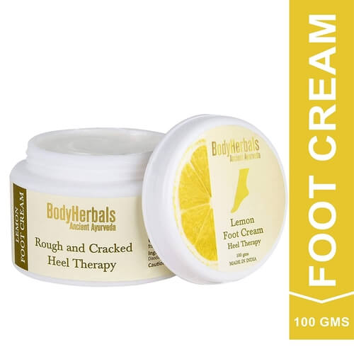 Body Herbals Lemon Foot Cream