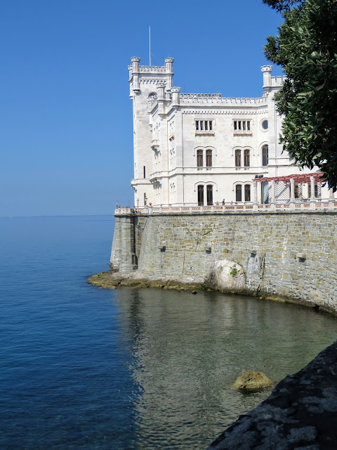 What to see in Trieste: Castello di Miramare