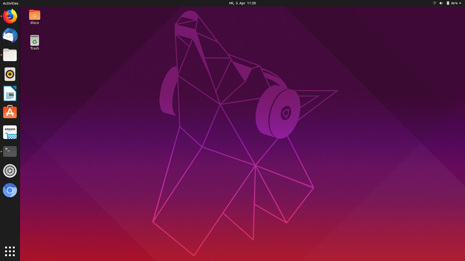 ubuntu 19.04 updates
