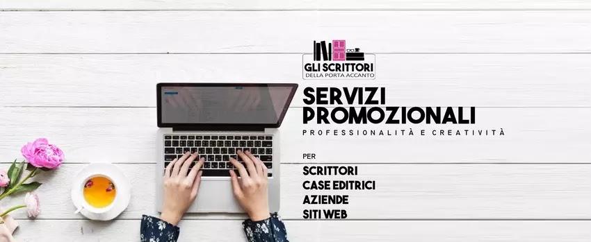 Servizi promozionali | Booktrailer e video promozionali