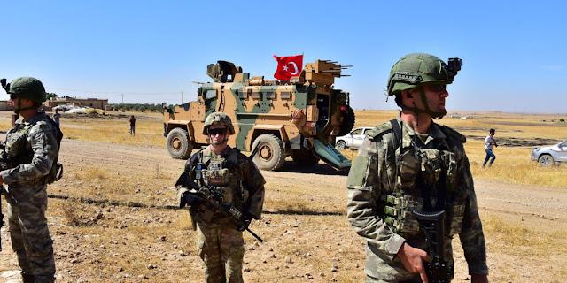 Συρία: Η Τουρκία εξαπολύει επίθεση στα βόρεια της χώρας