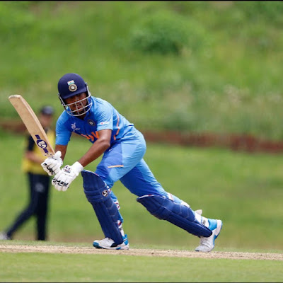 Priyam Garg Future Batsmen of Indian Cricket Team