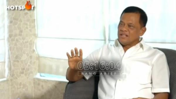 Gatot Nurmantyo Akui Berambisi Jadi Presiden, Tapi Ogah dengan Cara Rebut Partai Orang